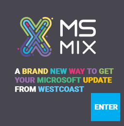 Microsoft MS Mix Banner