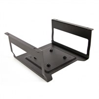 Lenovo ThinkCentre Tiny Under Desk Mount Bracket Black
