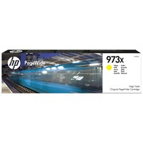 HP 973X Original Yellow