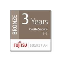 Fujitsu Scanner Service Program 3 Year Bronze Service Plan for Fujitsu Workgroup Scanners
