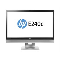 HP EliteDisplay E240c Video Conferencing Monitor