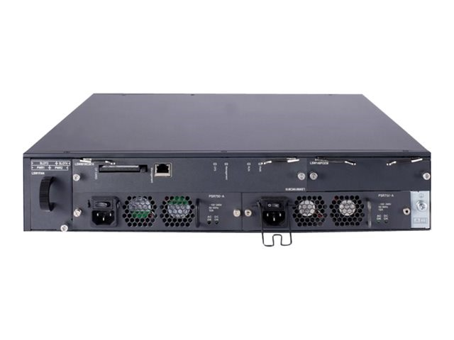 Westcoast - HPE 5800-48G Switch with 2 Slots