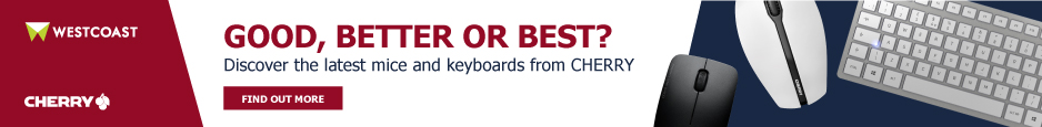 Good, Better, Best - discover the latest mice and keyboards from CHERRY. Nov 2019