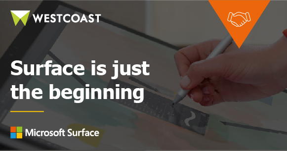 Surface is just the beginning - October 2020