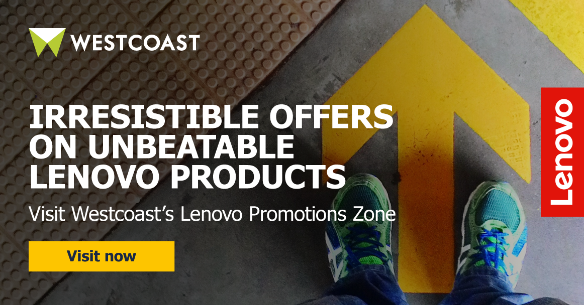 Irresistible offers - Lenovo Promotion Zone B - Feb 2021