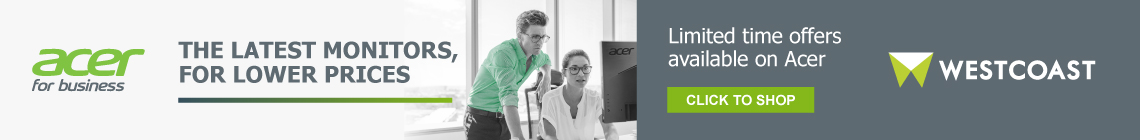 Acer - save on monitors. September 2020