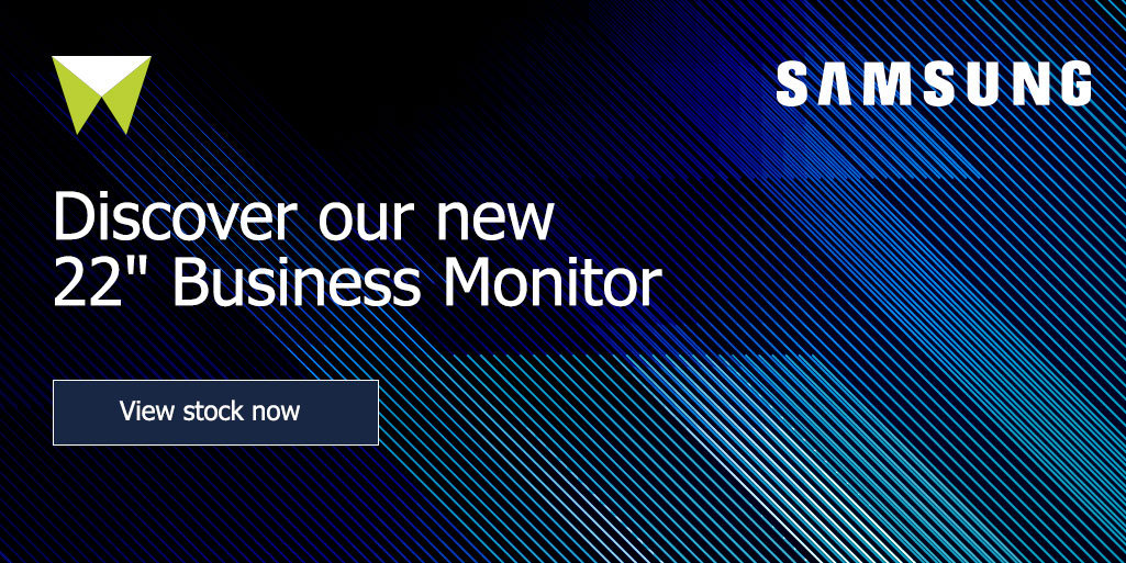 SAMSUNG Discover our new 22 Business Monitor