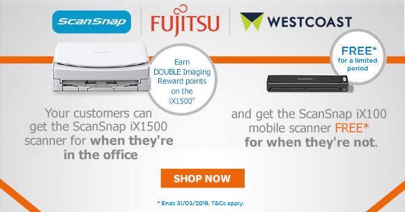 Fujitsu Offer Jan 19