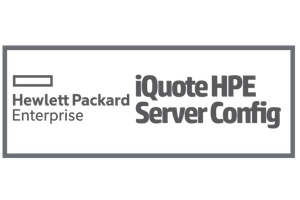 iquote hpe logo grey