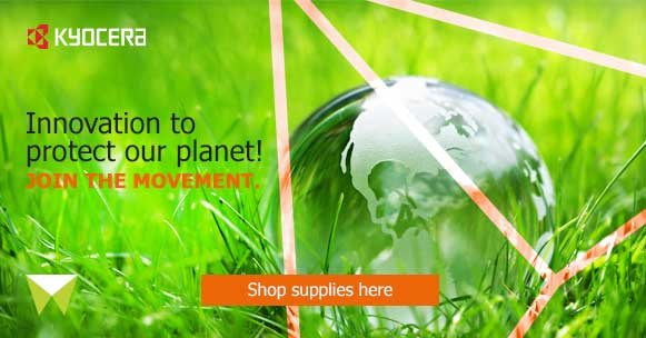 Innovation to protect the planet - join the movement!